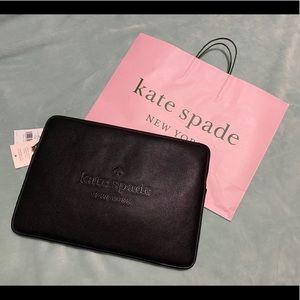 KATE SPADE 15' laptop sleeve